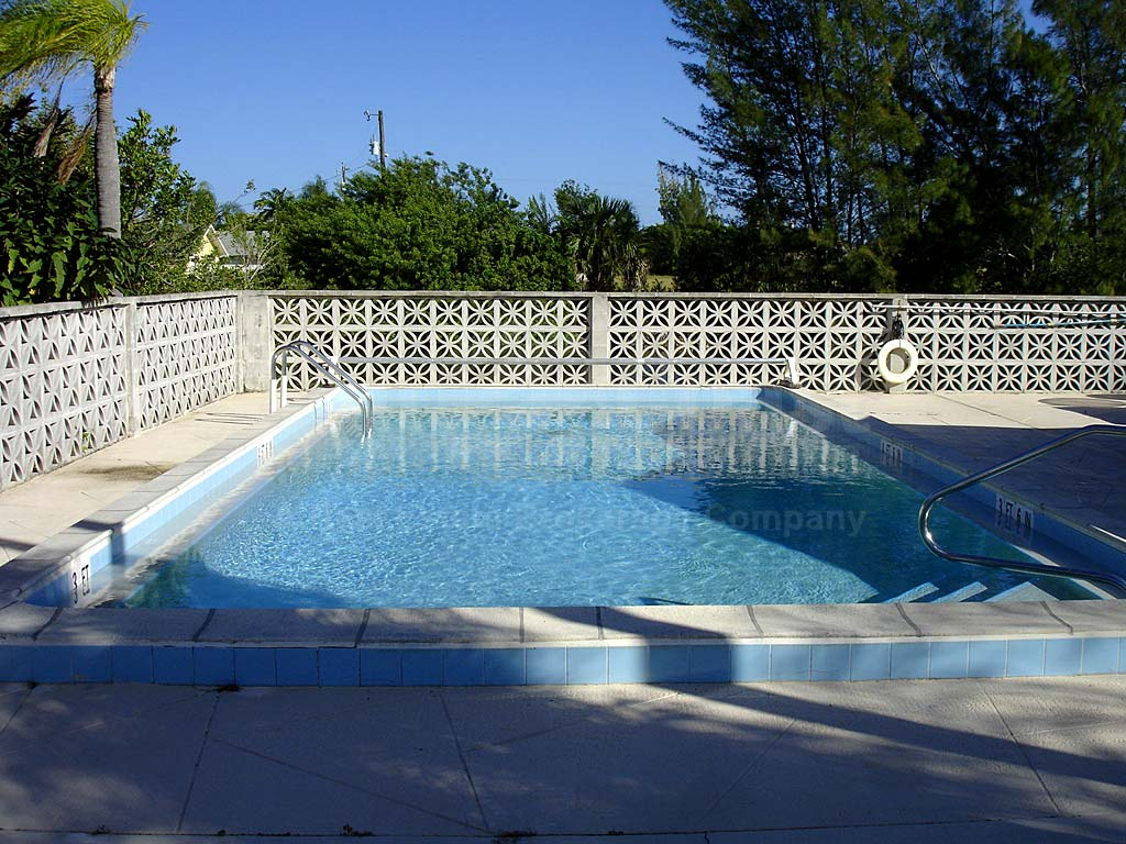 Waters Edge Condo Community Pool