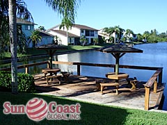 Waters Edge Condo Dockside Furnishings