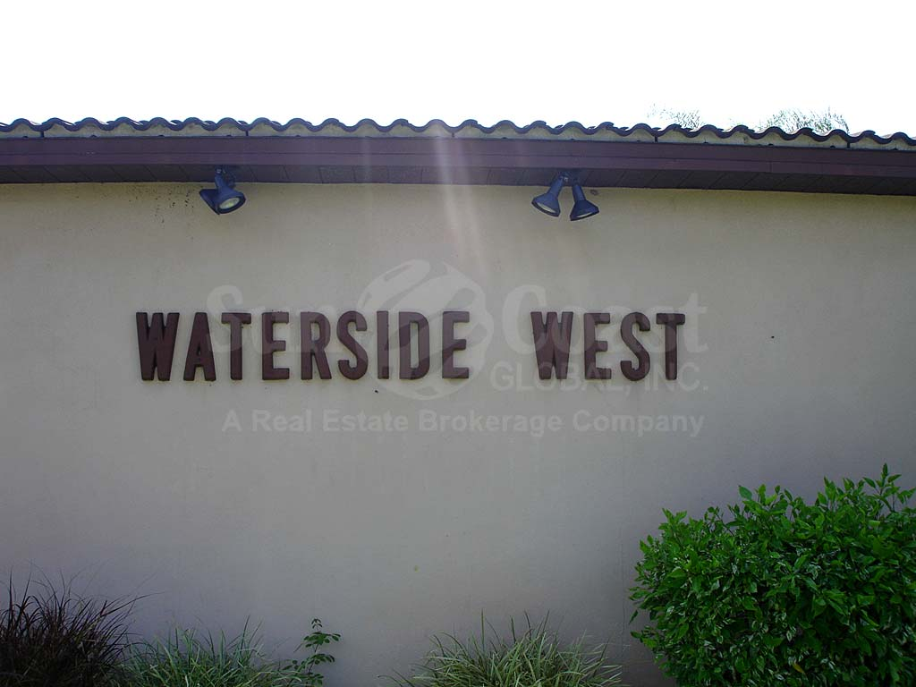 Waterside West Signage