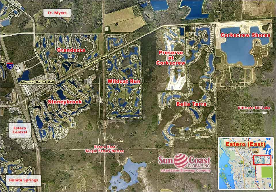 Estero East Real Estate Estero Florida Fla Fl