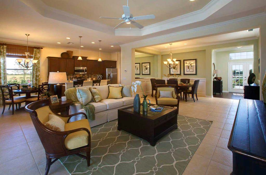 Summer 2 Model Home in Estero Place by Neal Communities