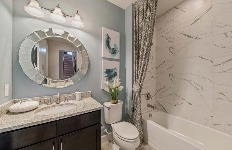 Infinity Model Home in Tidewater, Estero by Del Webb