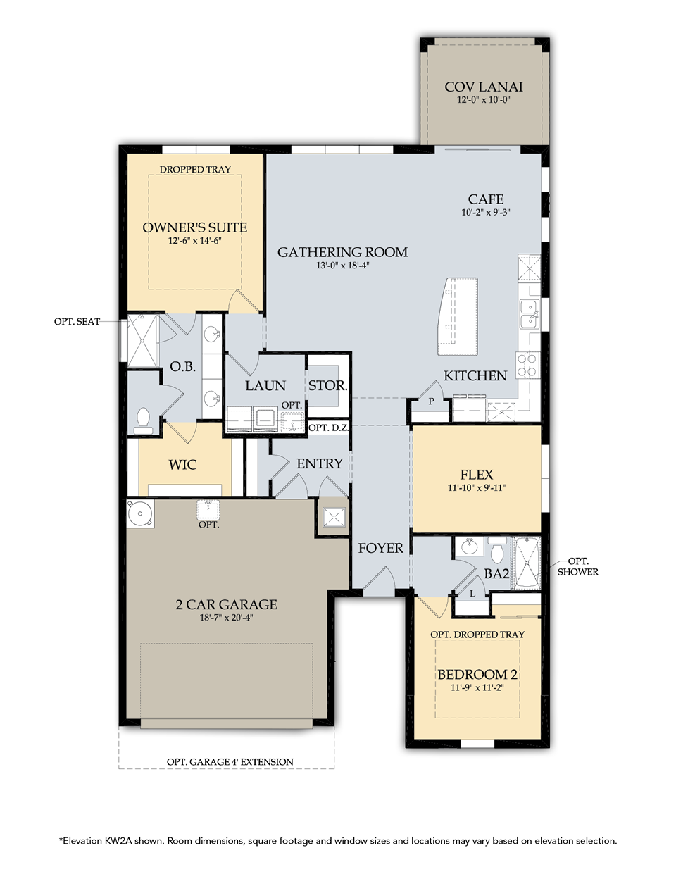 SINGLE FAMILY HOMES at BRIDGETOWN AT THE PLANTATION Real Estate Fort – Pulte Homes Ranch Floor Plans