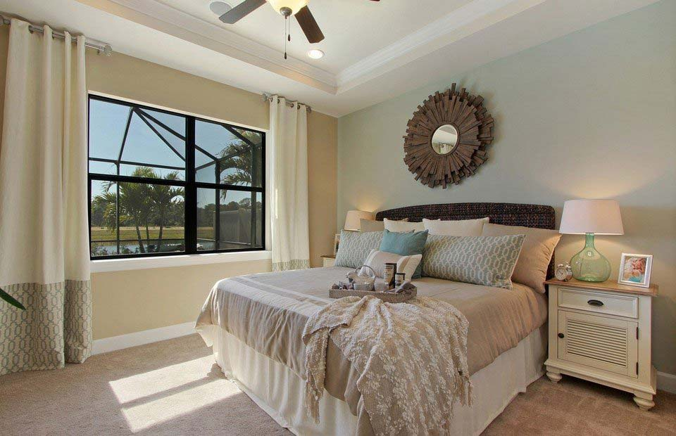 Bedford II Villa Model Home in Bridgetown at the Plantation on Avingston Terrace, Fort Myers by Pulte Homes