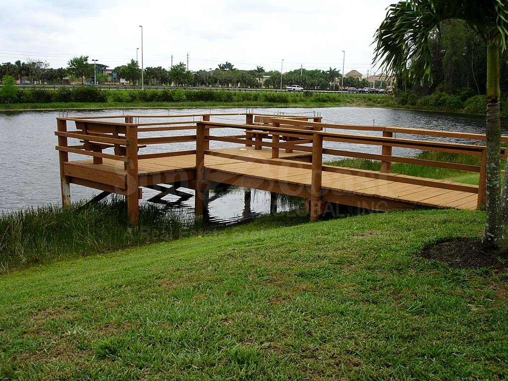 Brookshire Dock
