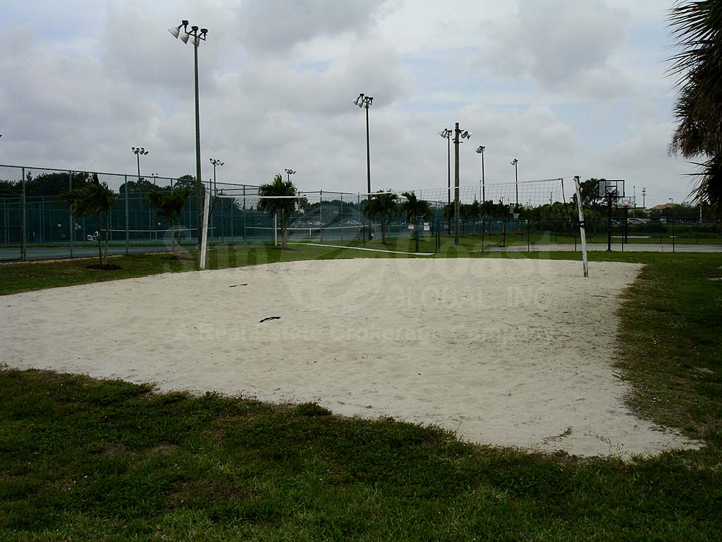 Brookshire Volleyball Net