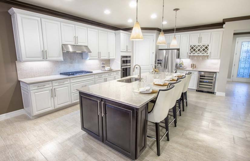 Pinnacle Model Home in Camden Square, Fort Myers, by Pulte
