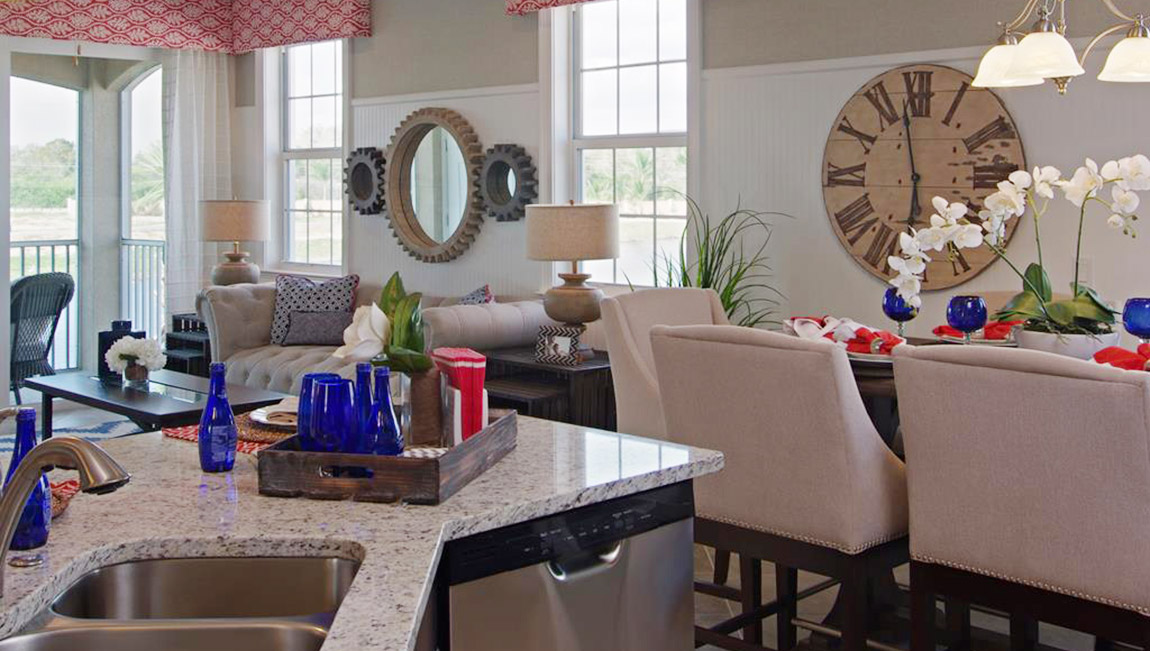 Creekside Preserve Model Home