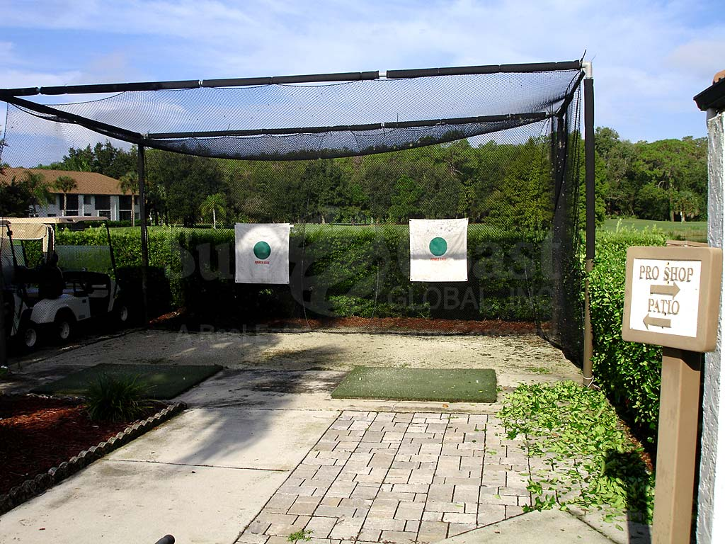 Cross Creek Driving Range Nets