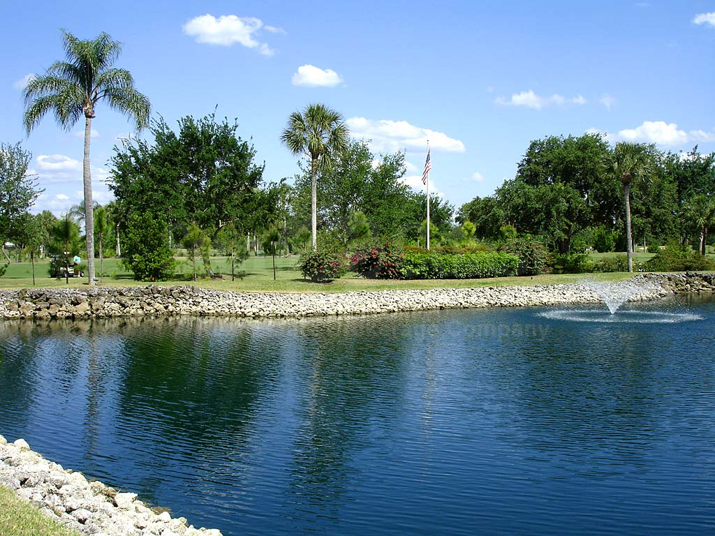 Cypress Condo View of Lake