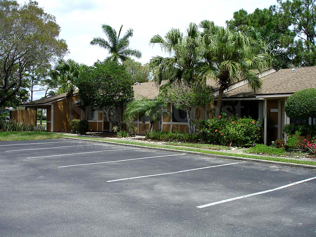 Cypress Lake Estates Uncovered Parking
