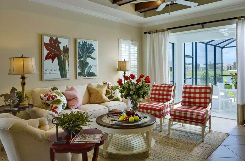 Sweet Water Model Home in Coastal Key, Fort Myers by Neal Communities