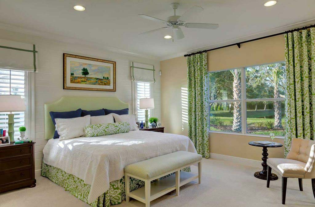 White Sand Model Home in Coastal Key, Fort Myers by Neal Communities