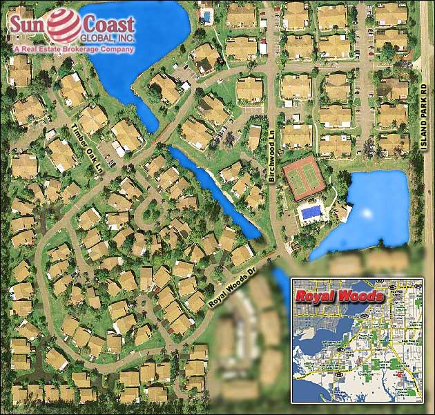 TIMBERLAKE At ROYAL WOODS Real Estate FORT MYERS Florida