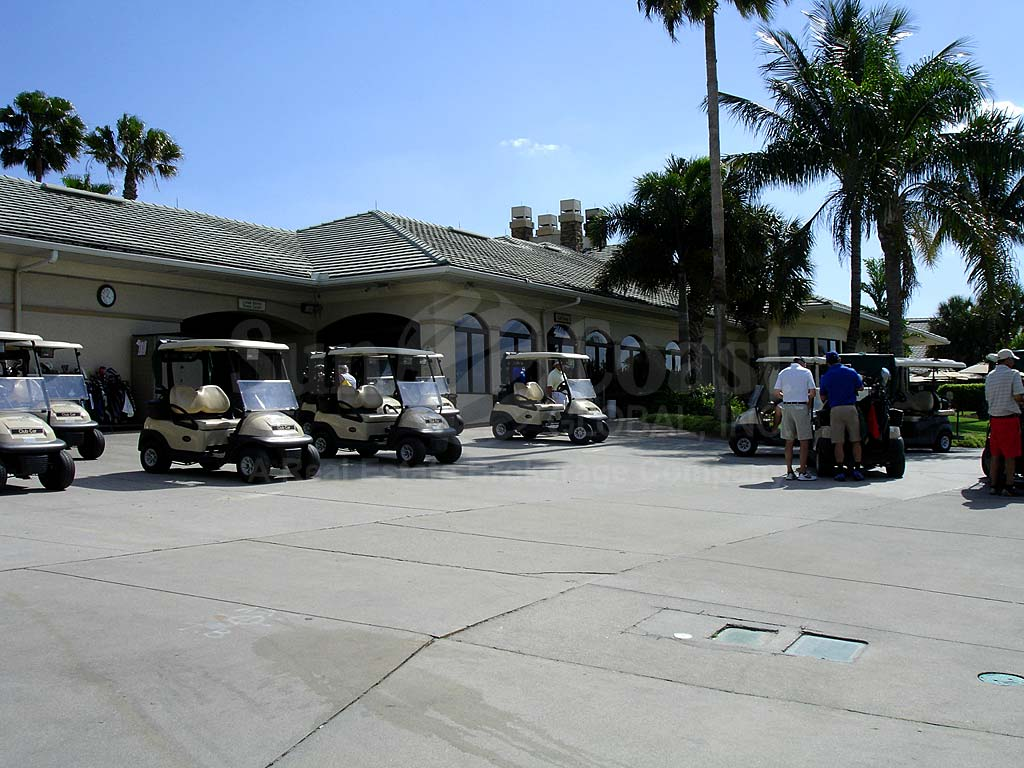 Heritage Palms Golf Carts