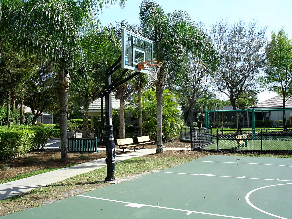 Heritage Palms Basketball Courts