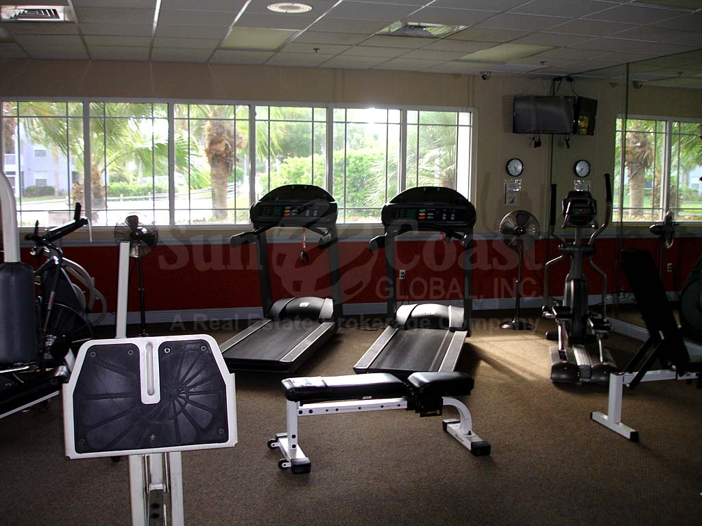 Heritage Pointe Fitness Facilities