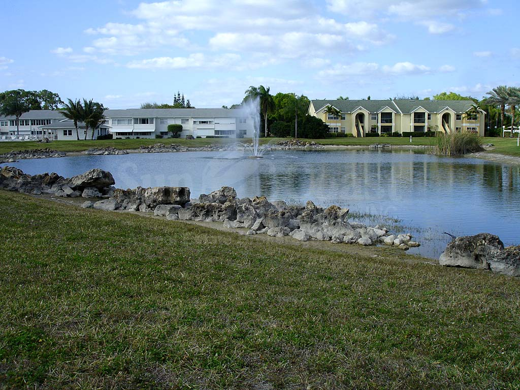 Lake Lawn View of Water