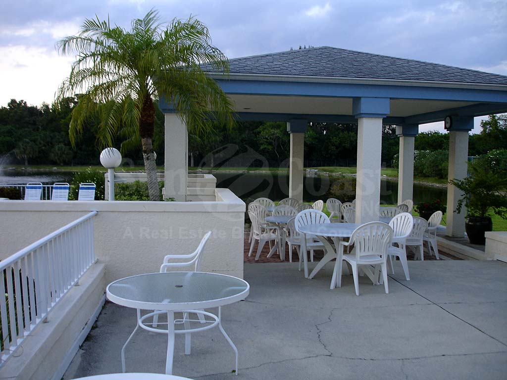 Lee Plantation Community Pool and Sun Deck Furnishings