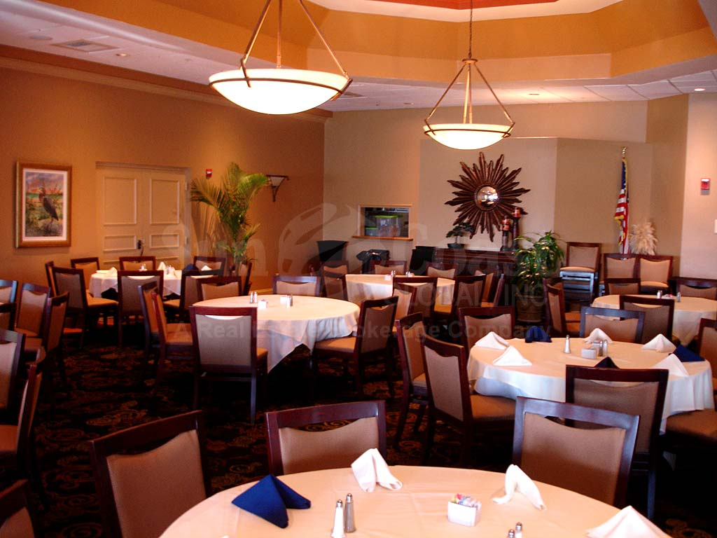 Lexington Country Club Dining Hall