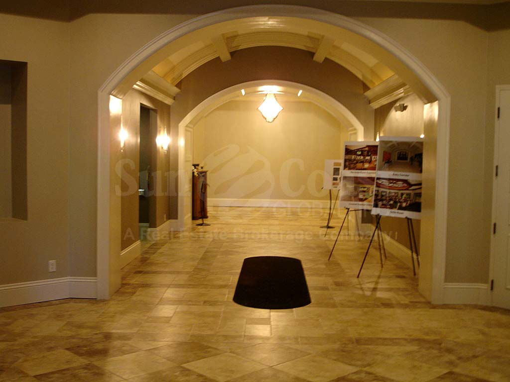 Lexington Country Club Lobby