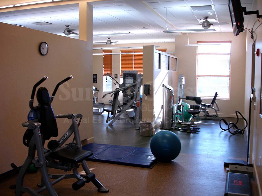 Lexington Country Club Fitness Facilities