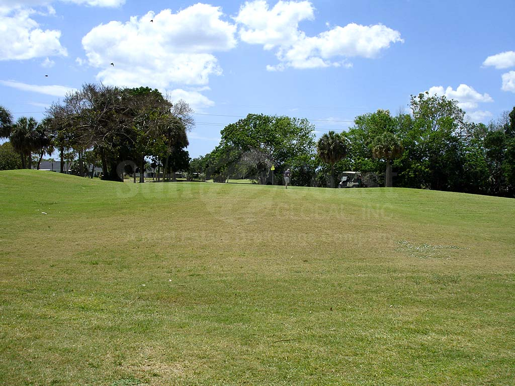 Myerlee Golfside View of Golf Course