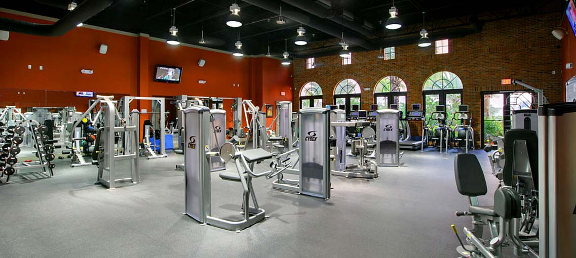 Paseo Fitness Facilities