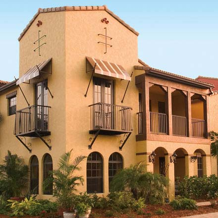 San Benito Model Townhome in Paseo