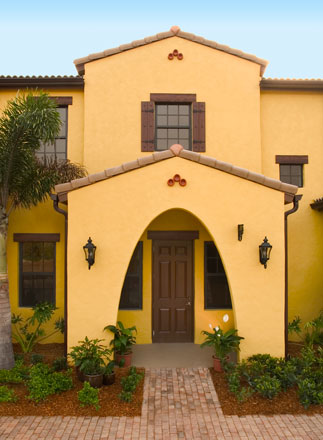 Santa Isabella Model Townhome in Paseo