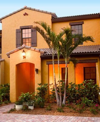 Santa Maria Model Townhome in Paseo