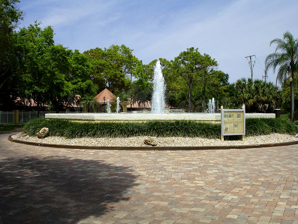 Pinebrook Lakes Fountain