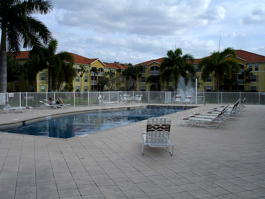 Residence Condominiums Community Pool