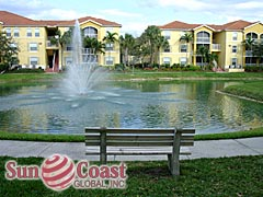 Residence Condominiums Community Lake