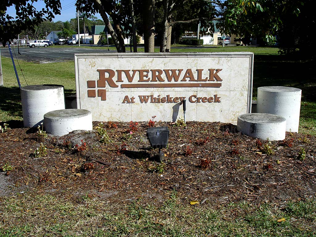 Riverwalk Signage