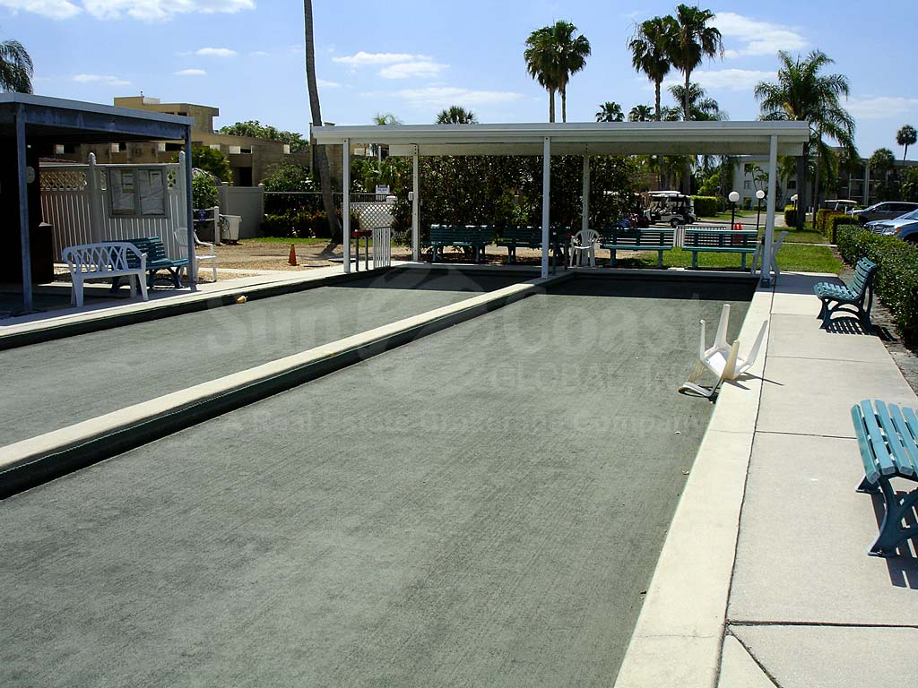 Seven Lakes Bocce Ball Courts