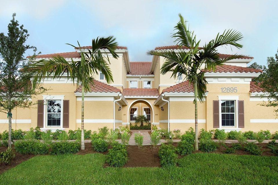 Plantation model homes