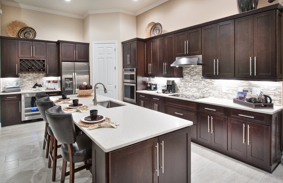 Dartmouth II Model Home in Somerset at The Plantation, Fort Myers by Pulte