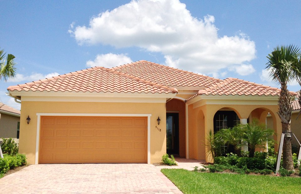 Mackenzie II Model Home in Somerset at The Plantation, Fort Myers by Pulte