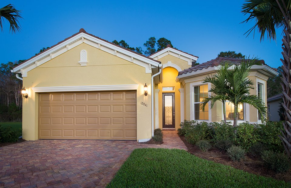 Vanderbilt II Model Home in Somerset at The Plantation, Fort Myers by Pulte