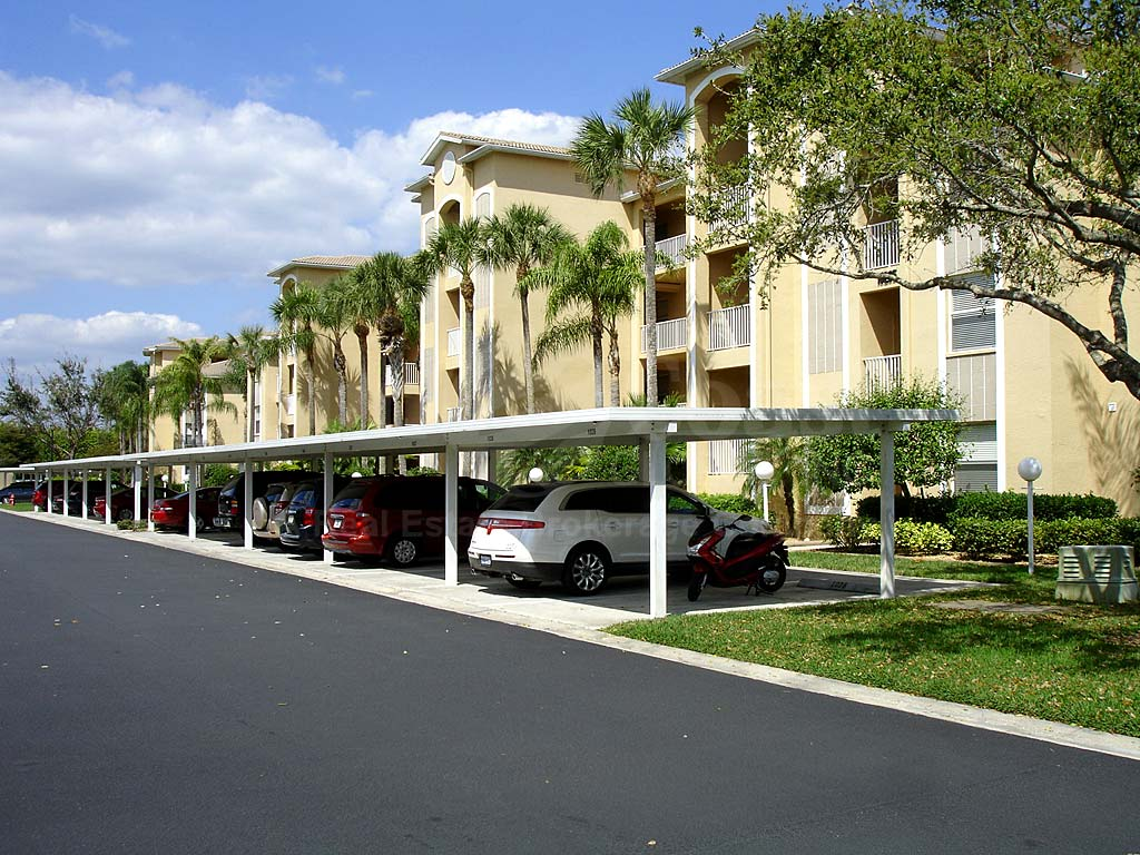 Terraces At Fairway Isle Covered Parking