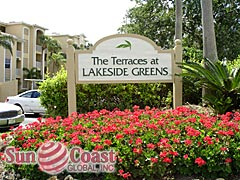 Terraces At Lakeside Greens South Community Sign