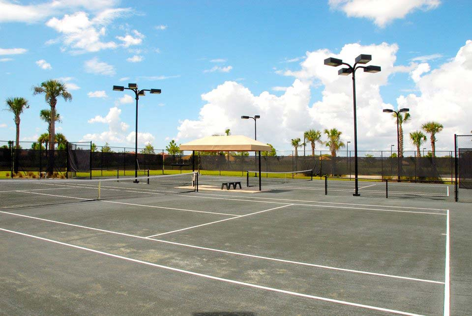 Somerset At The Plantation Tennis Courts