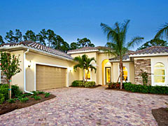 Plantation Model Home by Pulte