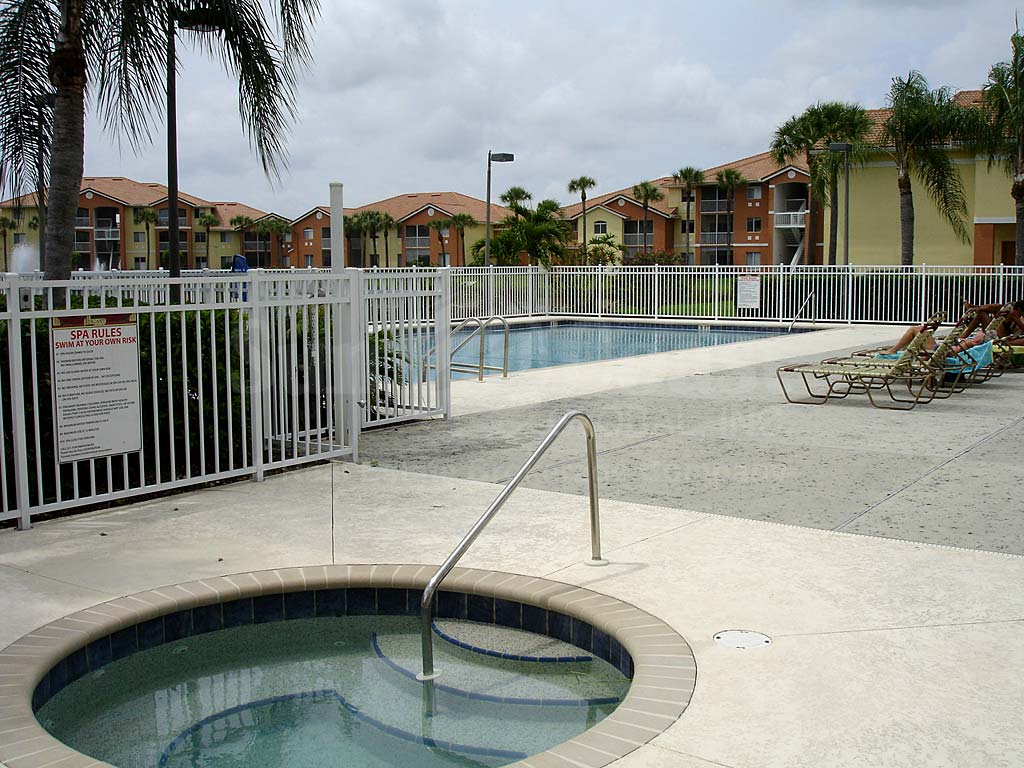 Tuscany Gardens Community Pool and Hot Tub