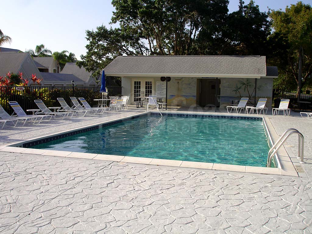 Verandas Community Pool