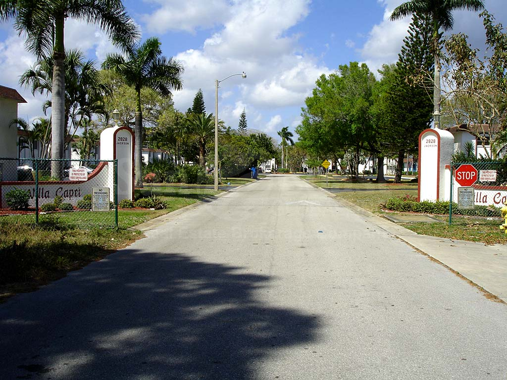 Villa Capri Neighborhood