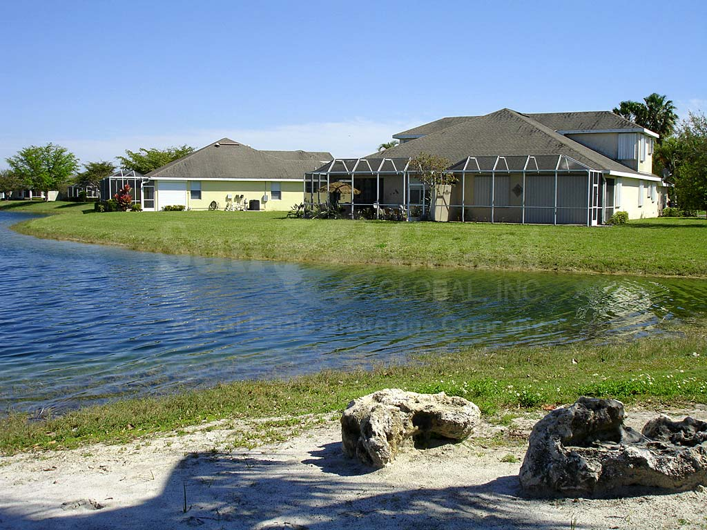 Province Park Villas View of Lake
