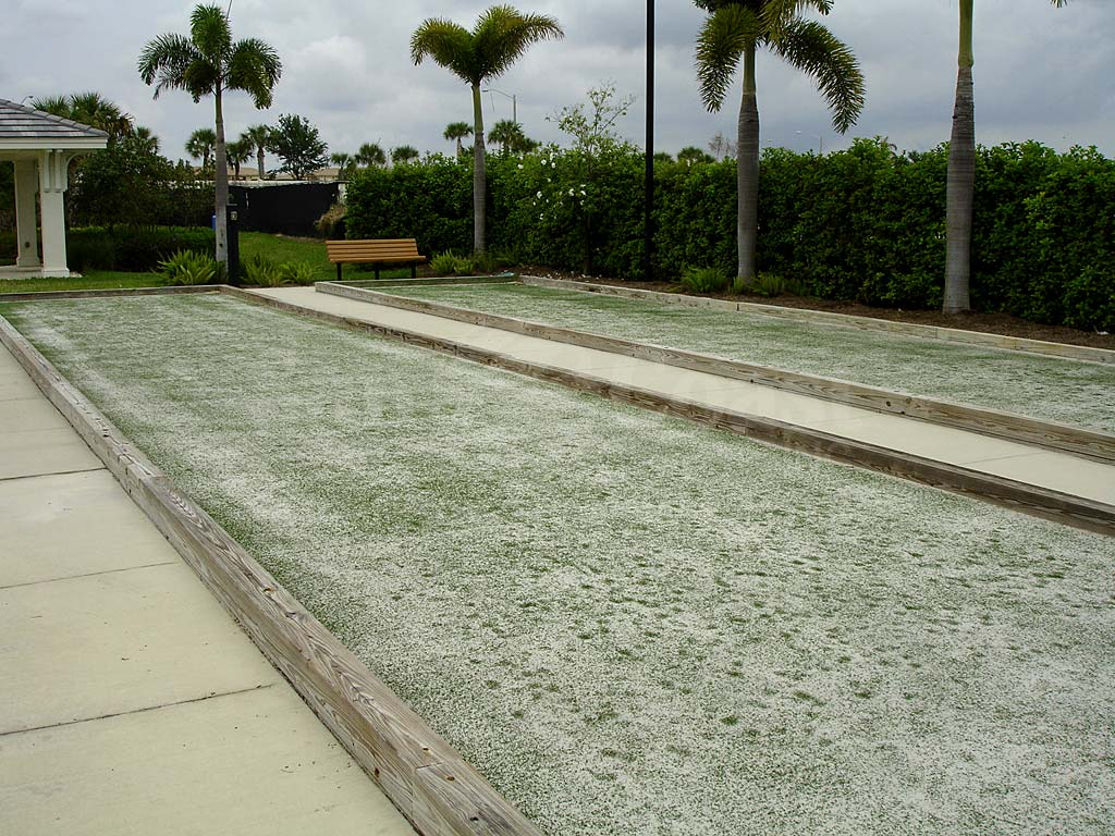 Watermark Bocce Ball Courts