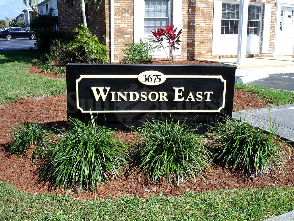 Windsor East Signage
